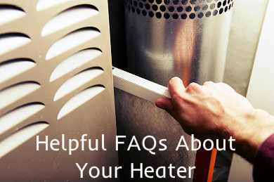 Helpful FAQ's About Your Heater - Cool Breeze Comfort Solutions