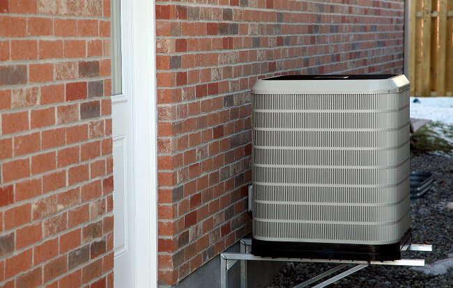 Rheem Air Conditioning Unit