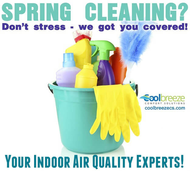 Indoor Air Quality Experts-Cool Breeze Comfort Solutions
