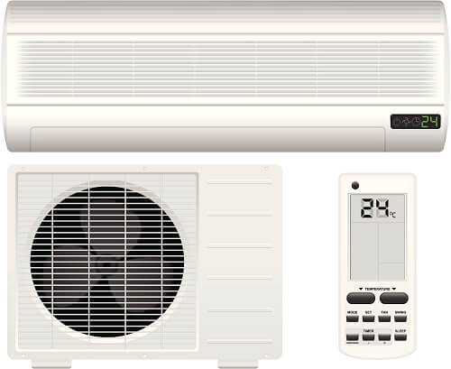 Advantages Of Ductless Split Heating, Cooling System-CoolBreezeCS