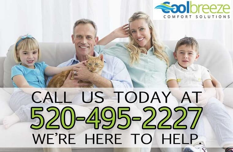 Indoor Air Quality Services Tucson-Cool Breeze CS